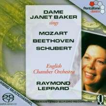 Dame Janet Baker singt Mozart,Beethoven & Schubert, SACD