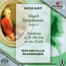 Wolfgang Amadeus Mozart (1756-1791): Symphonie Nr.6, SACD