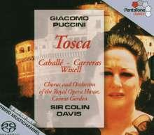 Giacomo Puccini (1858-1924): Tosca, 2 SACDs