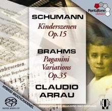 Robert Schumann (1810-1856): Kinderszenen op.15, SACD