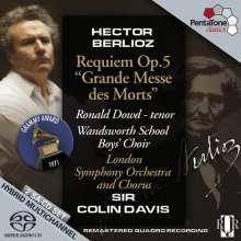 Hector Berlioz (1803-1869): Requiem, 2 SACDs