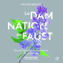 Hector Berlioz (1803-1869): La Damnation de Faust, 2 SACDs