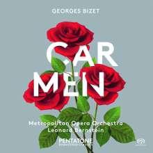 Georges Bizet (1838-1875): Carmen, 2 SACDs