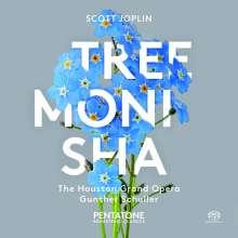 Scott Joplin (1868-1917): Treemonisha (Oper in drei Akten), Super Audio CD