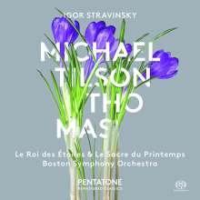 Igor Strawinsky (1882-1971): Le Sacre du Printemps, SACD
