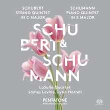 Franz Schubert (1797-1828): Streichquintett D.956, SACD