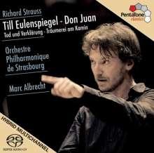 Richard Strauss (1864-1949): Don Juan op.20, SACD