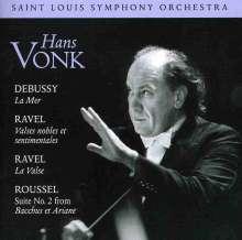 Hans Vonk & das Saint Louis Symphony Orchestra, CD