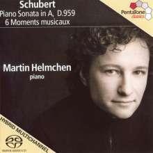 Franz Schubert (1797-1828): Klaviersonate D.959, SACD