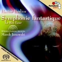 Hector Berlioz (1803-1869): Symphonie fantastique, Super Audio CD