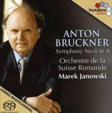Anton Bruckner (1824-1896): Symphonie Nr.6, SACD