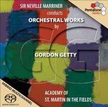 Gordon Getty (geb. 1933): Orchesterwerke, SACD