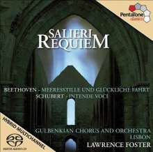 Antonio Salieri (1750-1825): Requiem, Super Audio CD
