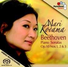 Ludwig van Beethoven (1770-1827): Klaviersonaten Nr.5-7, Super Audio CD