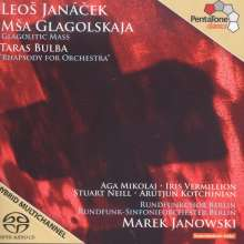 Leos Janacek (1854-1928): Missa Glagolitica, SACD