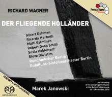 Richard Wagner (1813-1883): Der Fliegende Holländer, 2 Super Audio CDs