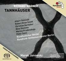 Richard Wagner (1813-1883): Tannhäuser, 3 SACDs