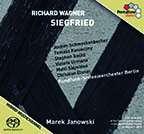 Richard Wagner (1813-1883): Siegfried, 3 SACDs