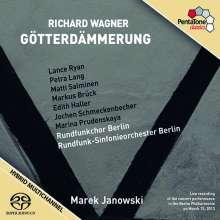 Richard Wagner (1813-1883): Gotterdämmerung, 4 Super Audio CDs