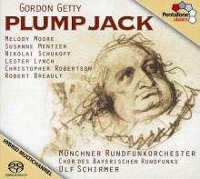 Gordon Getty (geb. 1933): Plump Jack, SACD