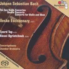 Johann Sebastian Bach (1685-1750): Violinkonzerte BWV 1041-1043,1060, SACD