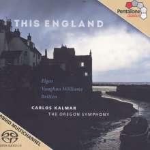 This England, SACD