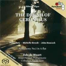 Edward Elgar (1857-1934): The Dream of Gerontius op.38, 2 SACDs
