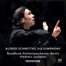 Alfred Schnittke (1934-1998): Symphonie Nr.3, SACD