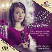 Arabella Steinbacher spielt Violinkonzerte, Super Audio CD