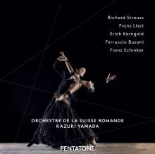 Orchestre de la Suisse Romande, Super Audio CD