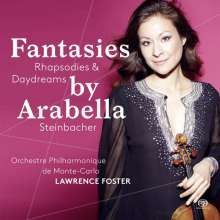 Arabella Steinbacher - Fantasies, Rhapsodies & Daydreams, SACD