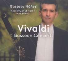 Antonio Vivaldi (1678-1741): Fagottkonzerte RV 467,474,477,488,497,501, Super Audio CD