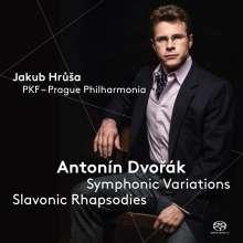 Antonin Dvorak (1841-1904): Symphonische Variationen op.78, SACD