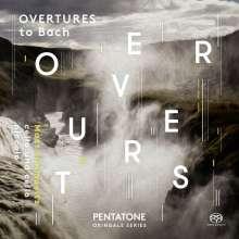 Matt Haimovitz - Overtures to Bach, Super Audio CD