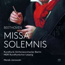 Ludwig van Beethoven (1770-1827): Missa Solemnis op.123, SACD