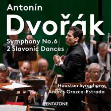 Antonin Dvorak (1841-1904): Symphonie Nr.6, Super Audio CD