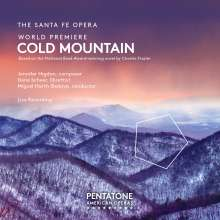 Jennifer Higdon (geb. 1962): Cold Mountain, 2 SACDs
