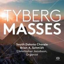 Marcel Tyberg (1893-1944): Messen Nr.1 & 2, Super Audio CD