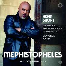 Kevin Short - Mephistopheles and other Bad Guys, SACD