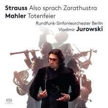 Gustav Mahler (1860-1911): Totenfeier (Symphonische Dichtung), SACD