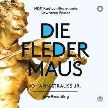 Johann Strauss II (1825-1899): Die Fledermaus, 2 SACDs