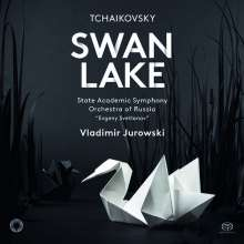Peter Iljitsch Tschaikowsky (1840-1893): Schwanensee op.20, 2 Super Audio CDs