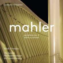 Gustav Mahler (1860-1911): Symphonie Nr.4, SACD