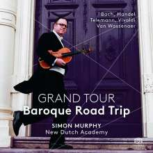 Grand Tour - Baroque Road Trip, SACD