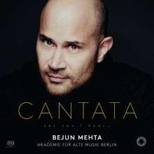 Bejun Mehta - Cantata, SACD