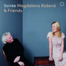 Magdalena Kozena & Friends - Soiree, SACD