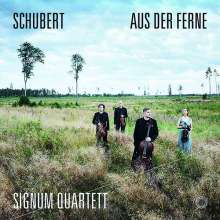 Franz Schubert (1797-1828): Streichquartette Nr.8 & 13, SACD