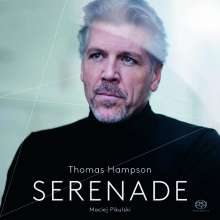 Thomas Hampson - Serenade, SACD