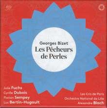 Georges Bizet (1838-1875): Les Pecheurs de Perles, 2 SACDs