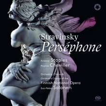 Igor Strawinsky (1882-1971): Persephone, Super Audio CD
